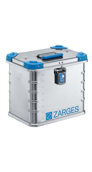 Zarges Eurobox Campingboks 27 Liter grå/hvid